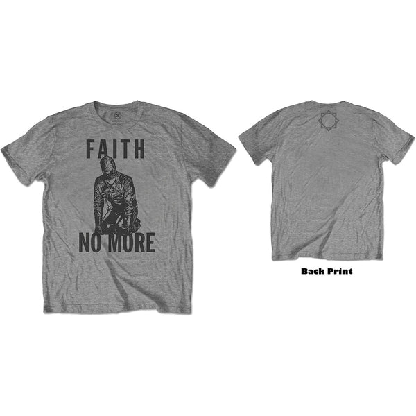 Faith No More Unisex Tee: Gimp (Back Print) (XX-Large)