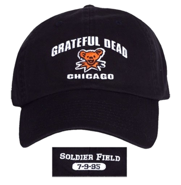 Grateful Dead Chicago Soldier Field 7-9-95