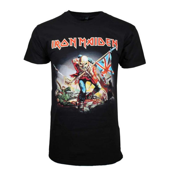 Iron Maiden Eddie Trooper T-Shirt is available at rockerteeshirts.com