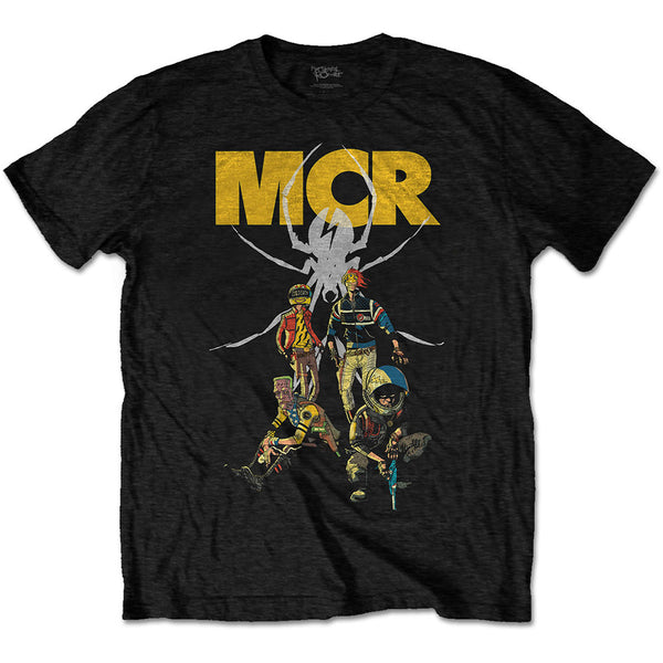 My Chemical Romance Unisex Tee: Killjoys Pin-Up (XX-Large)