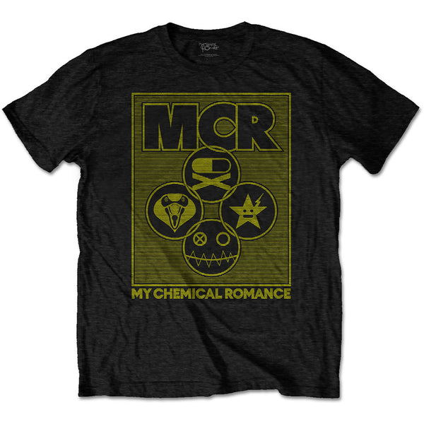 My Chemical Romance Unisex Tee: Lock Box (XX-Large)