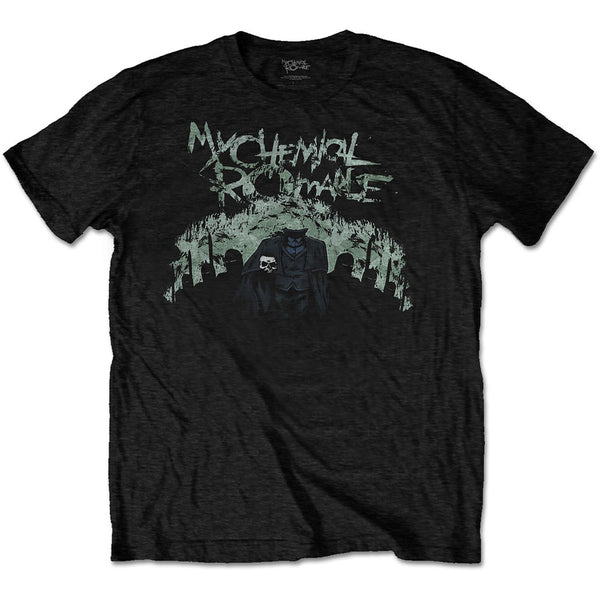 My Chemical Romance Unisex Tee: Knight Procession (XX-Large)
