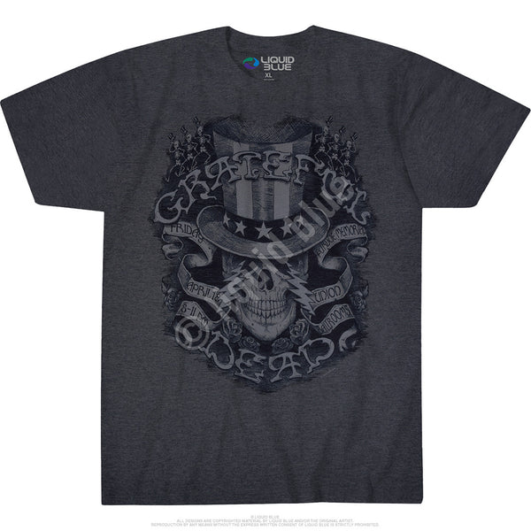Grateful Dead Memorial Ballroom T-Shirt is available at RockerTeeShirt.com