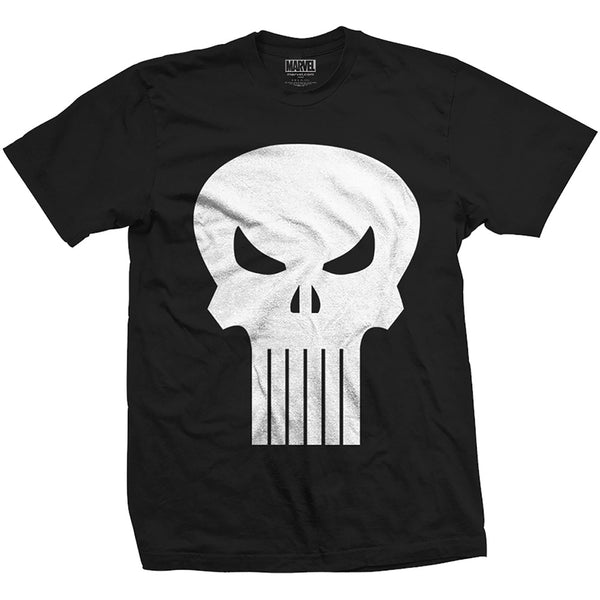 Marvel Comics Unisex Tee: Punisher Skull