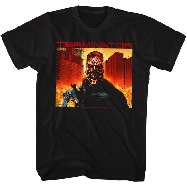 The Terminator Cyborg Assassin T-Shirt is available at Rocker Tee