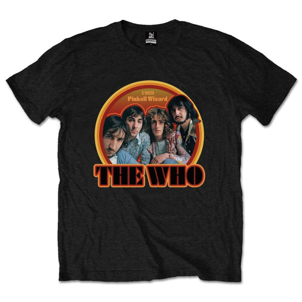 The Who Unisex Tee: 1969 Pinball Wizard (Retail Pack) (XX-Large)