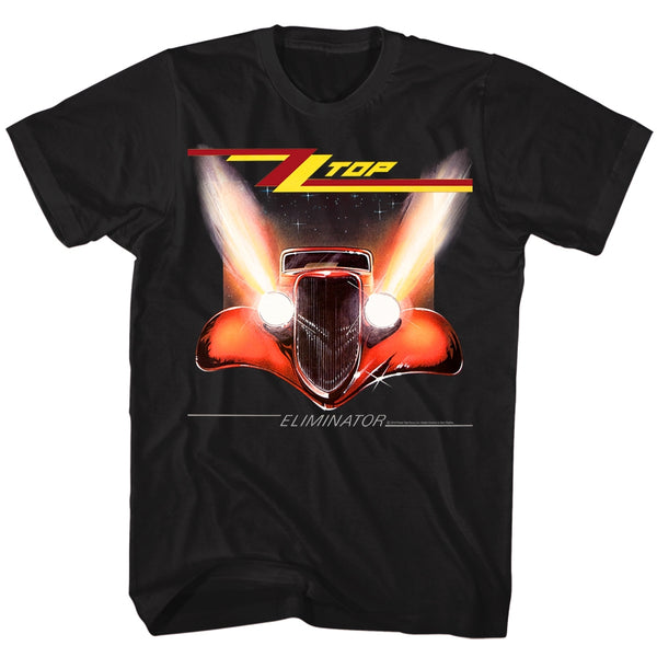 ZZ Top Eliminator T-Shirt is available at Rocker Tee