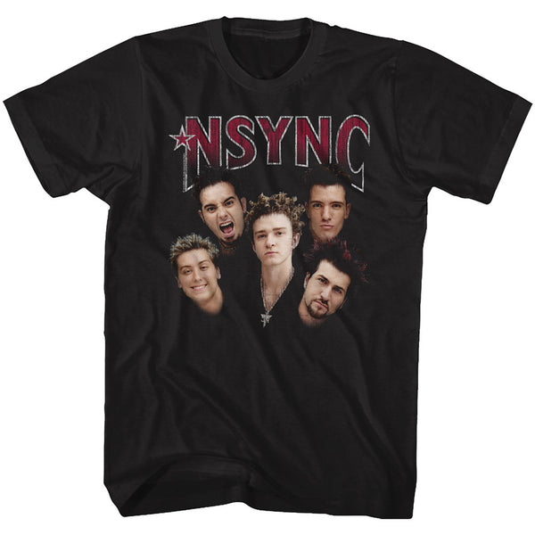 NSYNC Group Shot T-Shirt