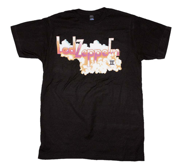 Led Zeppelin 2 album art t-shirt is available at Rocker Tee.