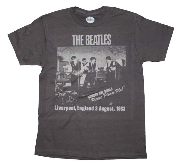 Cavern Club Beatles T-Shirt Perfect For All Music Memorabilia Collectors