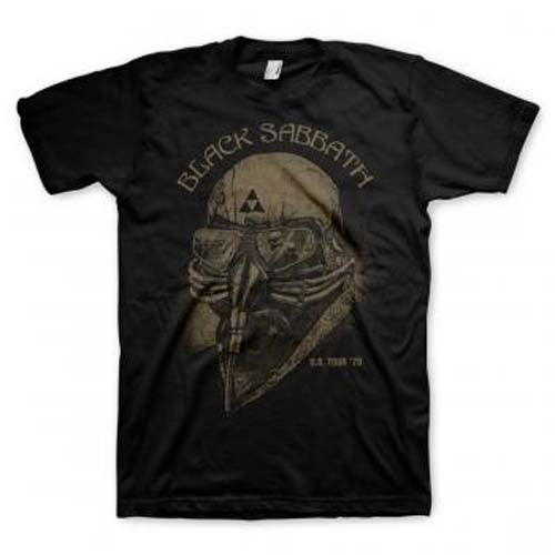 Black Sabbath 1978 U.S. Tour T-Shirt is available at Rocker Tee