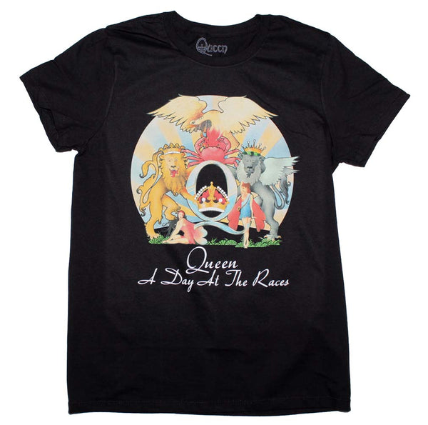 Queen A Day At The Races Tee is available at Rocker Tee