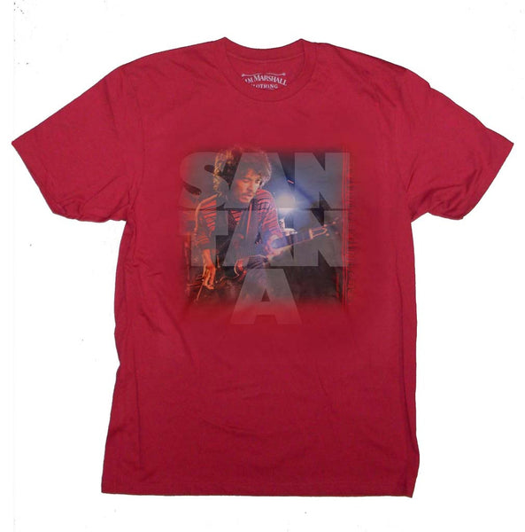 Jim Marshall, Carlos Santana T-Shirt available at RockerTeeShirts.com