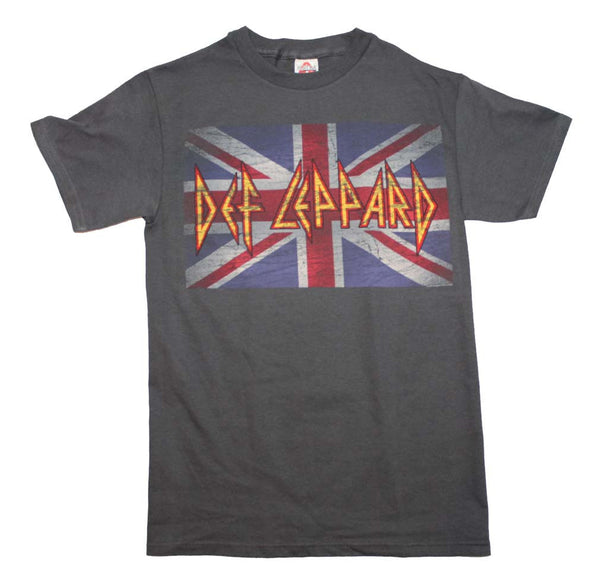 Def Leppard T-Shirt Featuring Vintage Jack is available at RockerTeeShirts.com