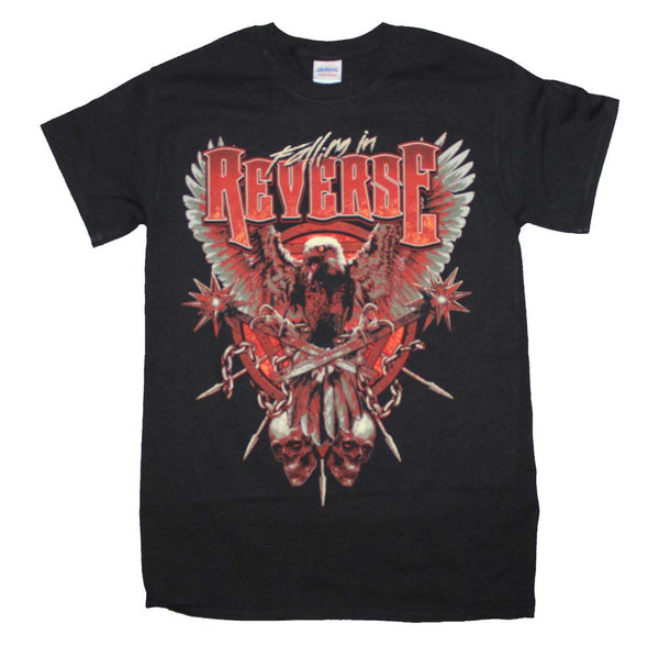Falling in Reverse T-Shirt Featuring The Falcon and it's available at RockerTeeShirts.com