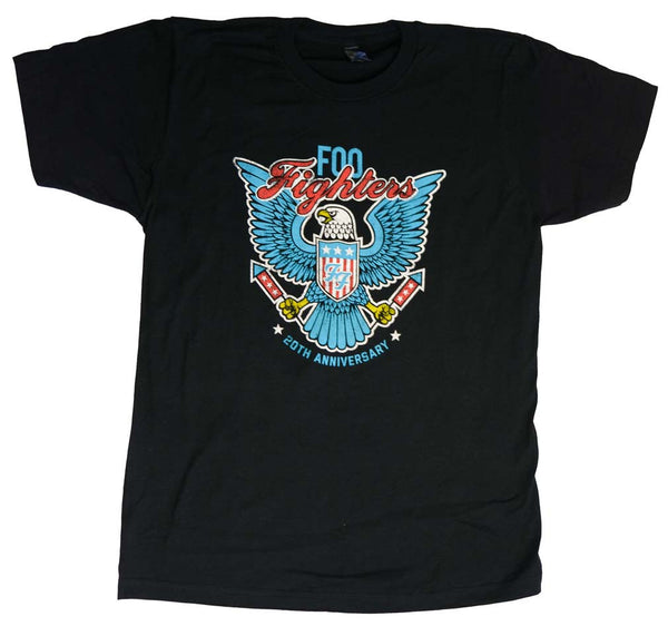 Foo Fighters RFK Eagle Soft T-Shirt