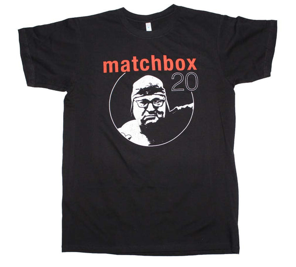 Matchbox 20 Yourself or Someone Like You T-Shirt is available at Rocker Tee