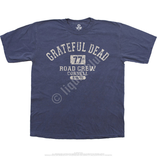 Grateful Dead Road Crew t-shirt is available at Rocker Tee Shirts