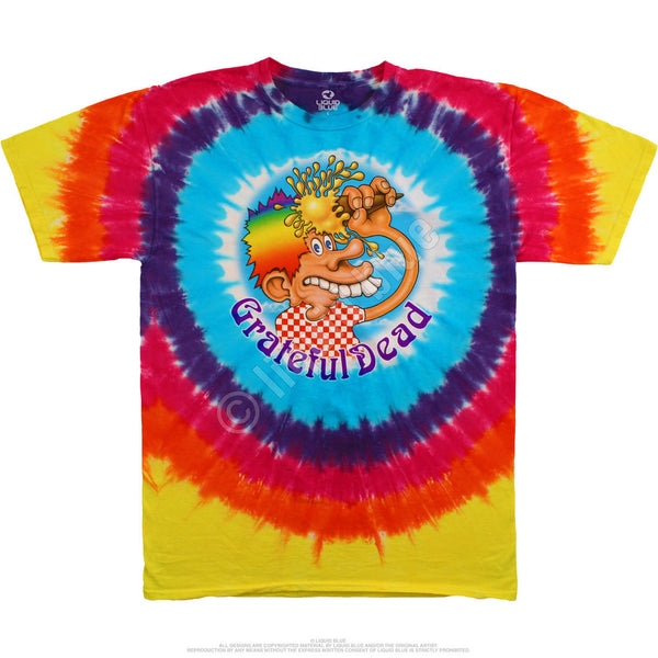 Grateful Dead Ice Cream Cone Kid Rock T-Shirt is available at Rocker Tee Shirts