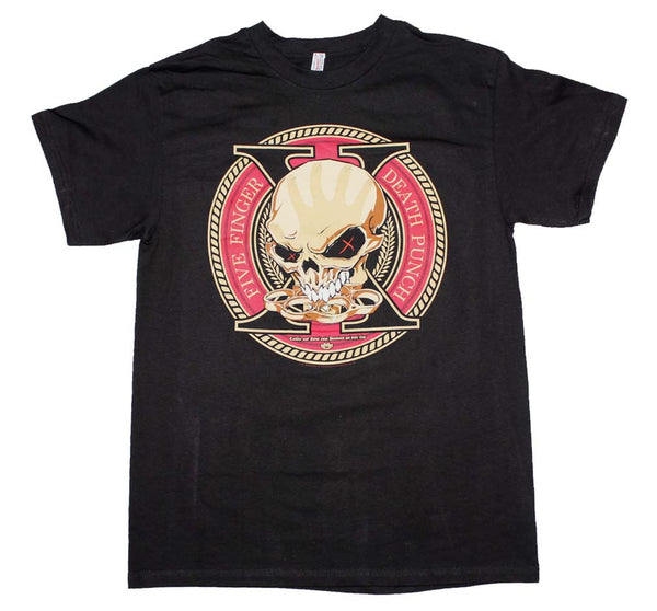 Five Finger Death Punch Decade Of Destruction T-Shirt