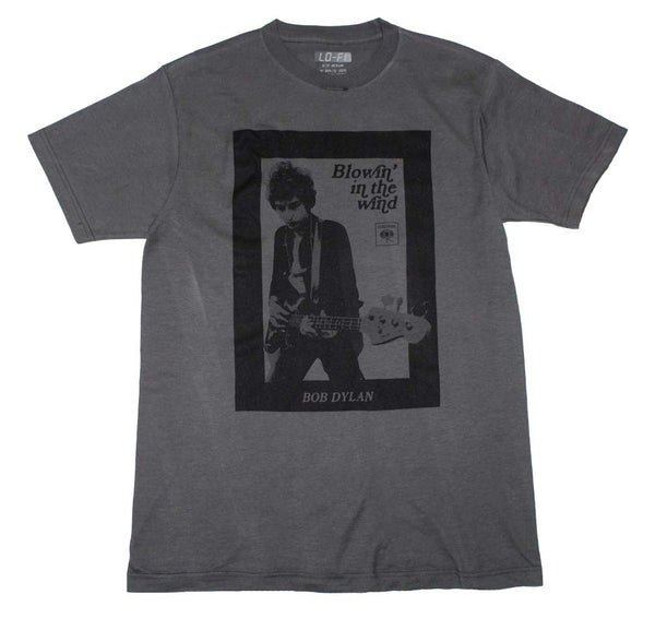 Bob Dylan Guitar Photo T-Shirt