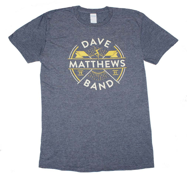 Dave Matthews Band Flag T-Shirt