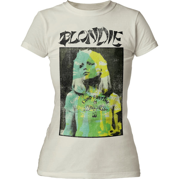 Blondie Bozai Juniors Rock Tee is available at Rocker Tee.