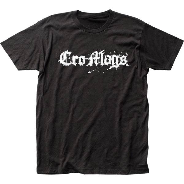Cro-Mags Logo Band T-Shirt is available at Rocker Tee