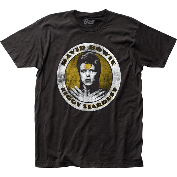 David Bowie Ziggy Stardust T-Shirt is available at Rocker Tee.