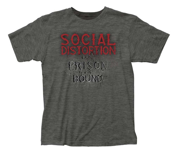 Social Distortion Prison Bound T-Shirt