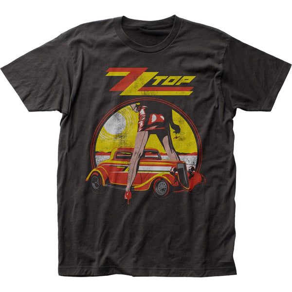 ZZ Top Legs T-Shirt is available at Rocker Tee