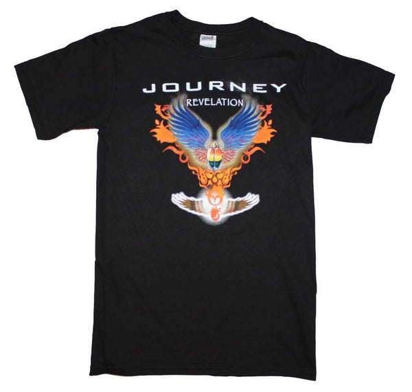 Journey Revelation T-Shirt is available at RockerTee.com