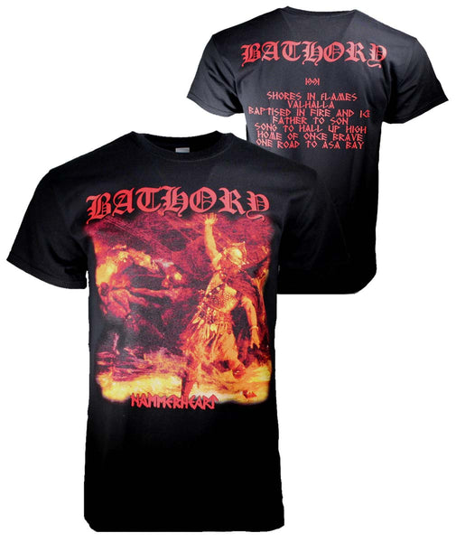 Bathory Hammerheart T-Shirt