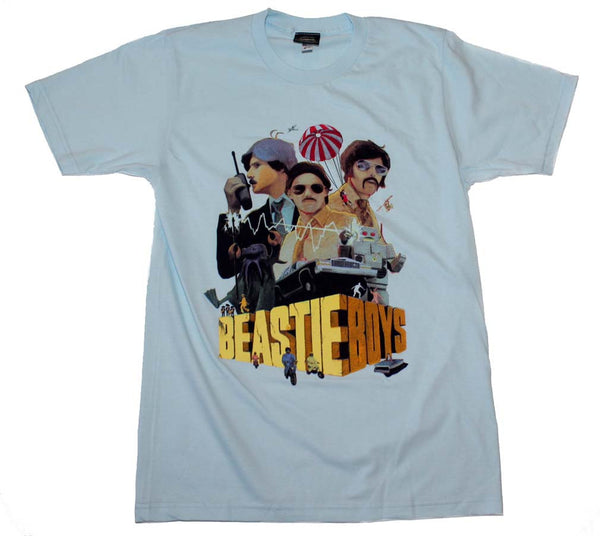Beastie Boys Sabotage T-Shirt is available at Rocker Tee Shirts