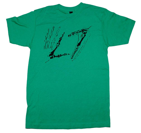 L7 Hands band t-shirt is available at Rocker Tee