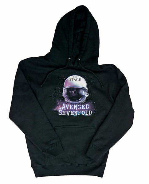 Avenged Sevenfold Space helmet Sweatshirt Hoodie is available at Rocker Tee.