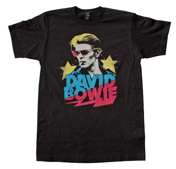 David Bowie Rockstar T-Shirt is available at RockerTeeShirts.com