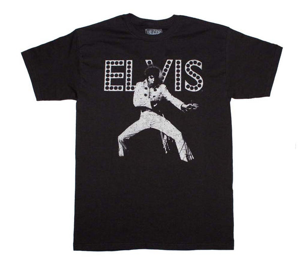 Elvis Presley Dance In Lights T-Shirt