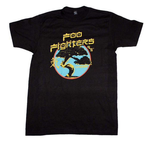 Foo Fighters Bonsai Tree T-Shirt is available at Rocker Tee