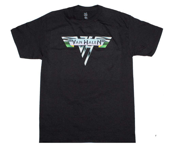 Van Halen 1978 Vintage Logo T-Shirt is available at Rocker Tee