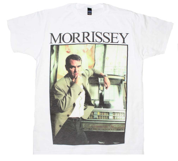 Morrissey Jukebox T-Shirt