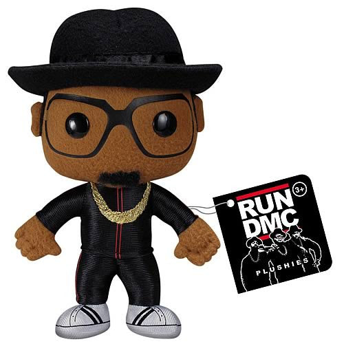 RUN DMC Plush Doll Featuring Darryl McDaniel
