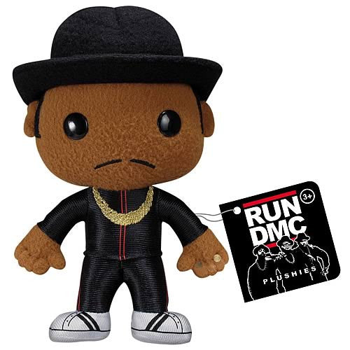 Run DMC Featuring The Reverend Run Plush Doll