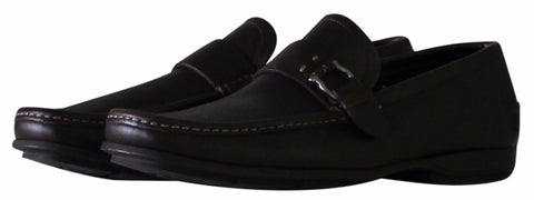 Mocasines Chocolate Oscuro (US. 10.5)