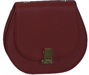 Mini Crossbody con Asas de Cadena
