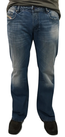 Jeans Azul Faded, (US. 36)