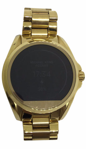 Access Bradshaw Gold-Tone Smartwatch 45mm
