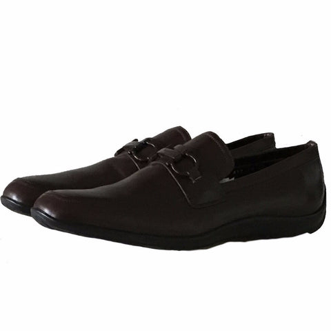 Mocasines Chocolate Oscuro (US. 10)