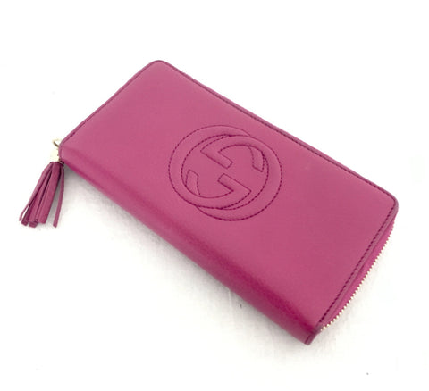 Soho Zip Wallet