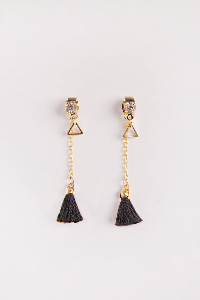 Dainty Tassel Earrings